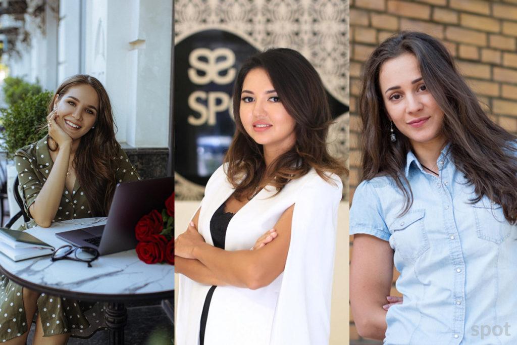 uzbekistan business women ayol